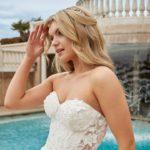 Casablanca Bridal-Mae-Andrea's Bridal- Wedding Dress